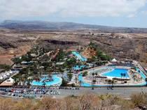 Der Wasserpark Aqualand Maspalomas auf Gran Canaria